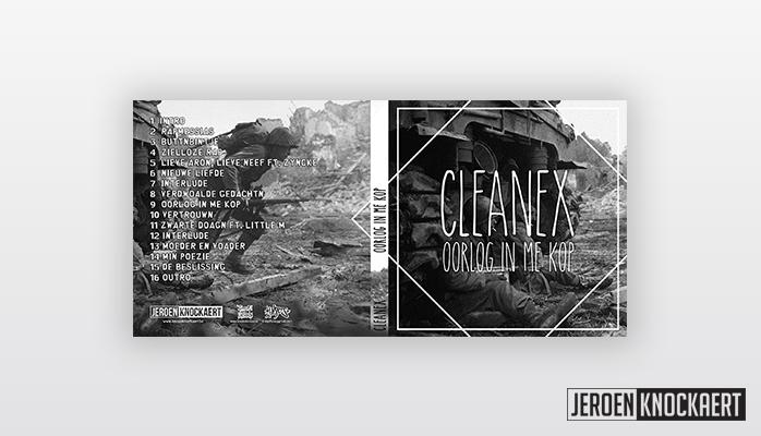 Cleanex - Oorlog In Me Kop