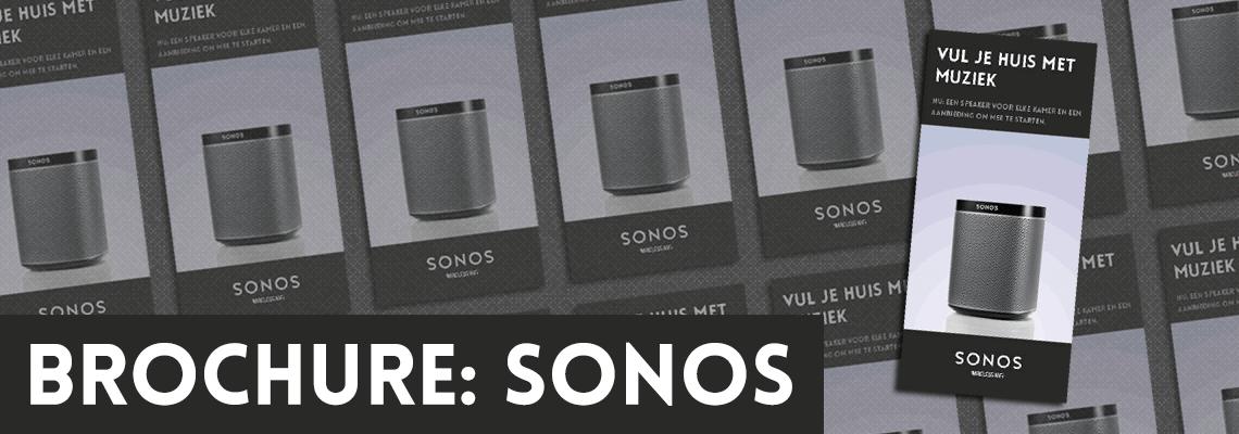 Brochure: SONOS